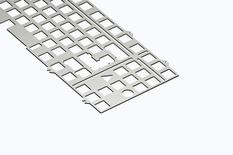 Kage Addon Aluminium Silver Plate