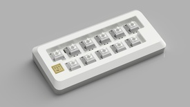 Cary Works C11 Mechanical Keyboard - White