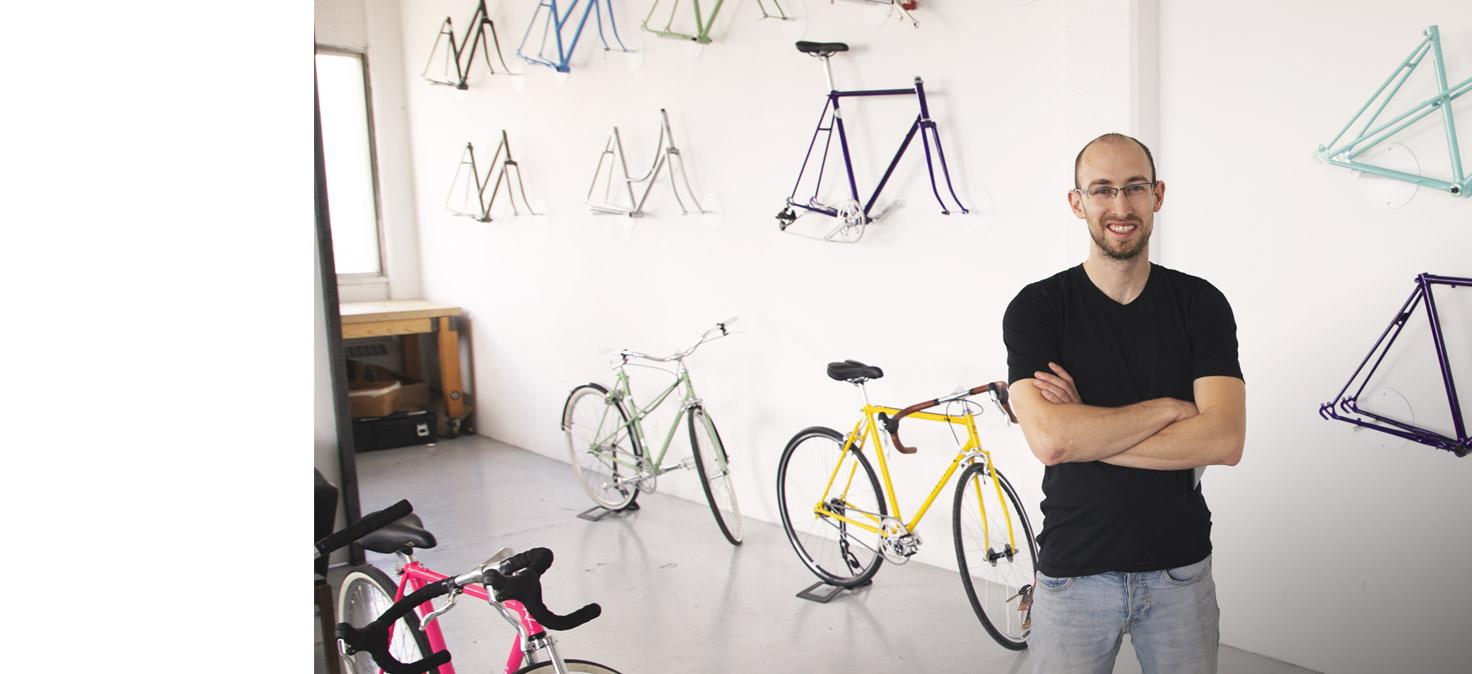 Het kassasysteem verkozen door meer dan 1.700 fietsenwinkels