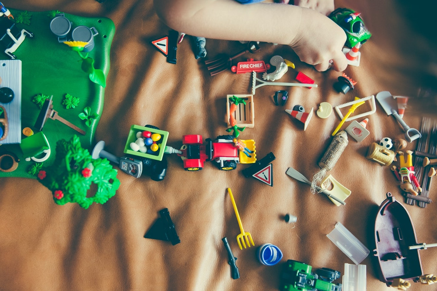 Het kassasysteem verkozen door speelgoedwinkels