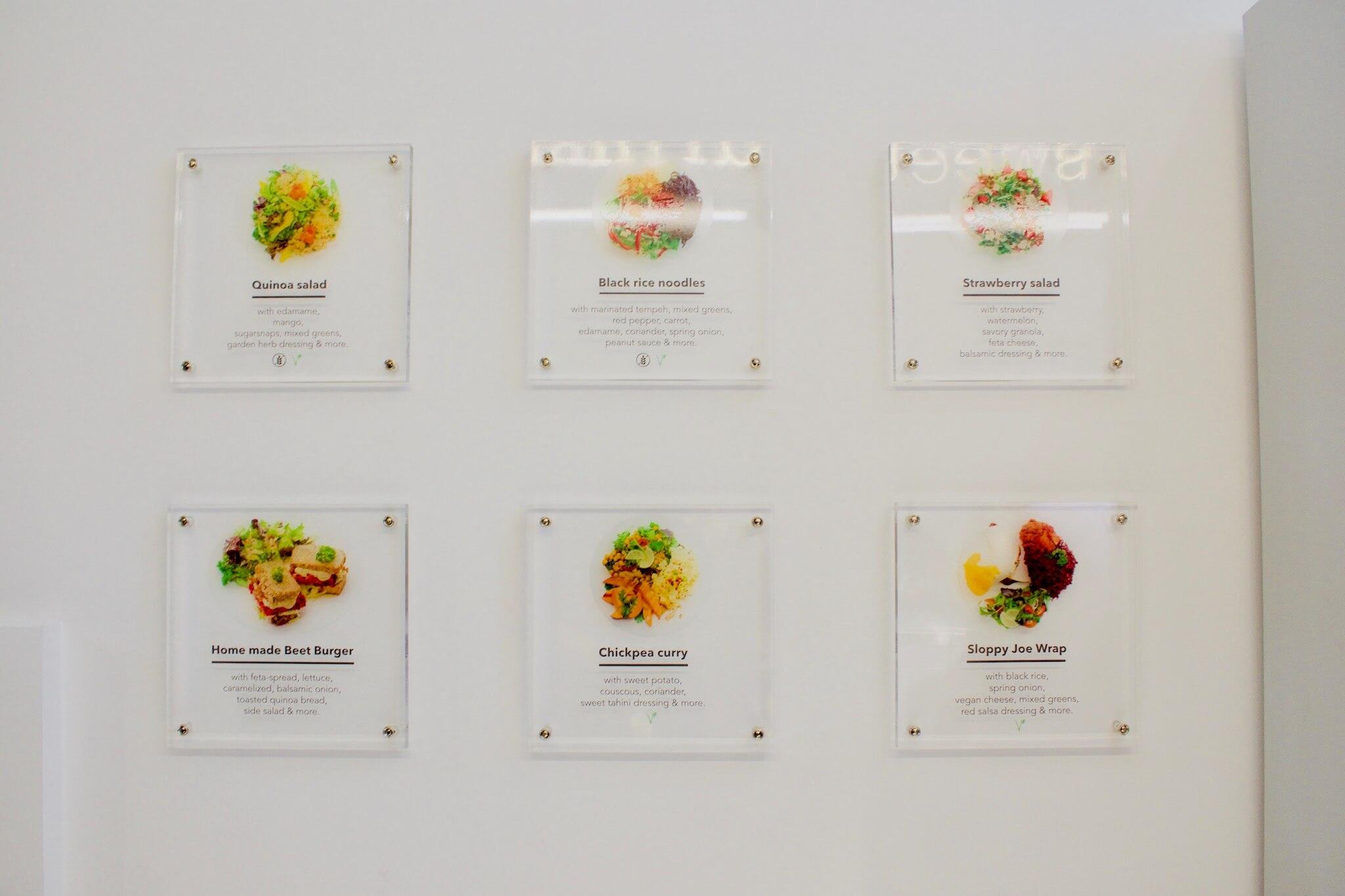Health Food Wall: 's werelds eerste gezonde trekmuur draait op Lightspeed