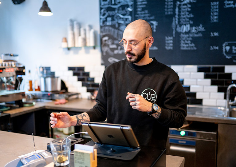 Het kassasysteem voor koffiezaken dat uw klantenkring vergroot