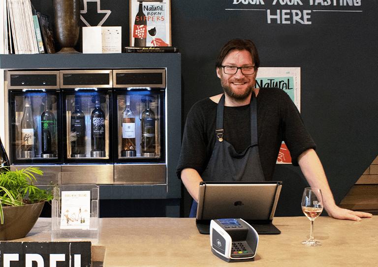 Het intuïtieve kassasysteem voor wijnhandels en drankenhandels