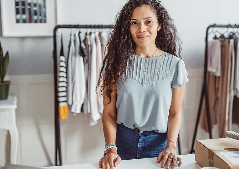 Uw eigen kleding webwinkel beginnen?