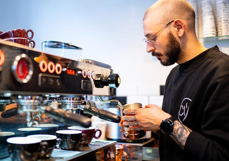 Hét koffiezaak kassasysteem voor het nieuwe horecatijdperk