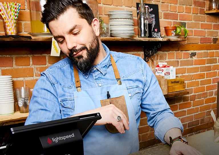 Det smarte alt-i-ett-kassasystemet for kafeer og bistroer
