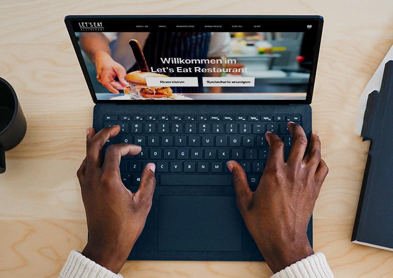 Speziell für die Gastronomie: Mit Lightspeed zum eigenen Online-Shop