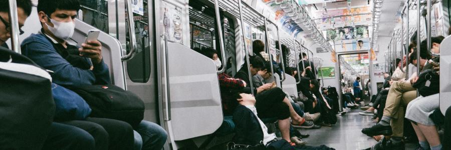 covid metro unsplash