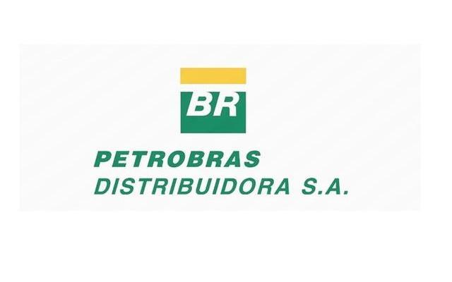 BR Distribuidora  logo
