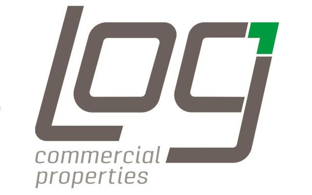 Log Commercial Propperties - logo