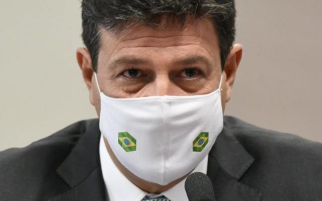 mandetta cpi da pandemia minsitro da saúde imagem destaque Jefferson Rudy/Agência Senado
