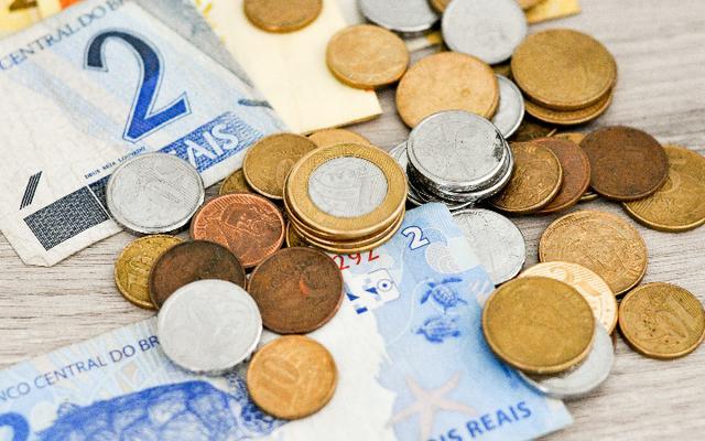 real nota moeda destaque piqsels