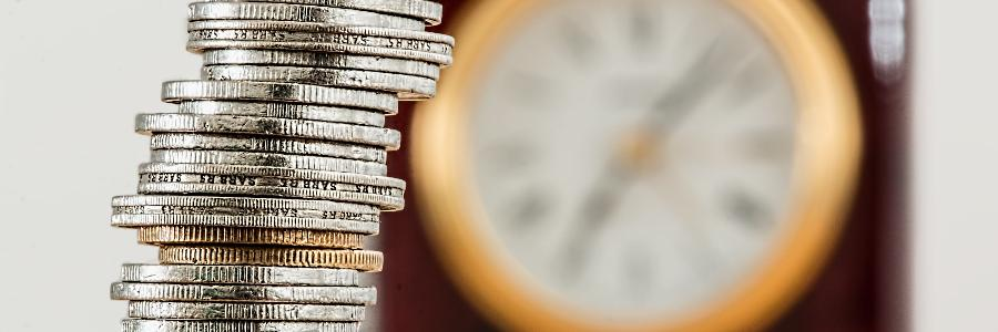moedas relogio piqsels