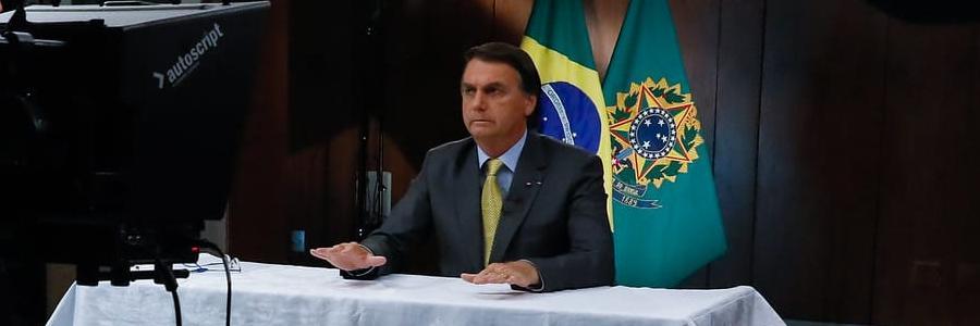 bolsonaro destaque noticia Isac Nóbrega PR