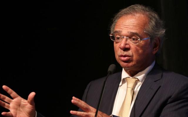Paulo Guedes Ministro da Economia Agência Brasil