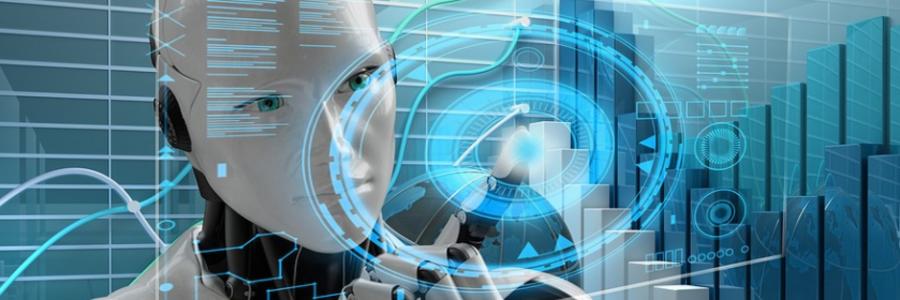 Inteligência Artificial mercado financeiro Economia Pixabay