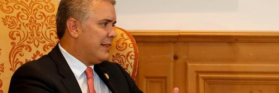 Presidente da Colômbia ONU vacinas Agência Brasil