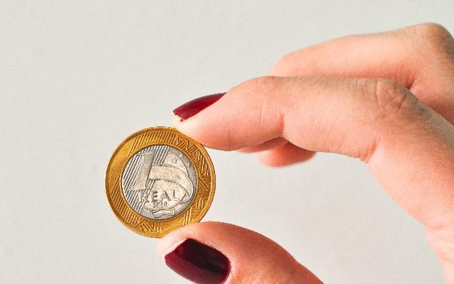 moeda real destaque noticia