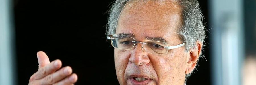 Paulo Guedes Economia Agência Brasil