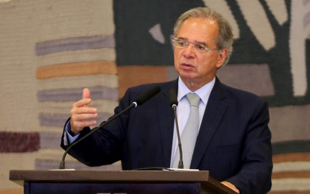 Paulo Guedes Agência Brasil