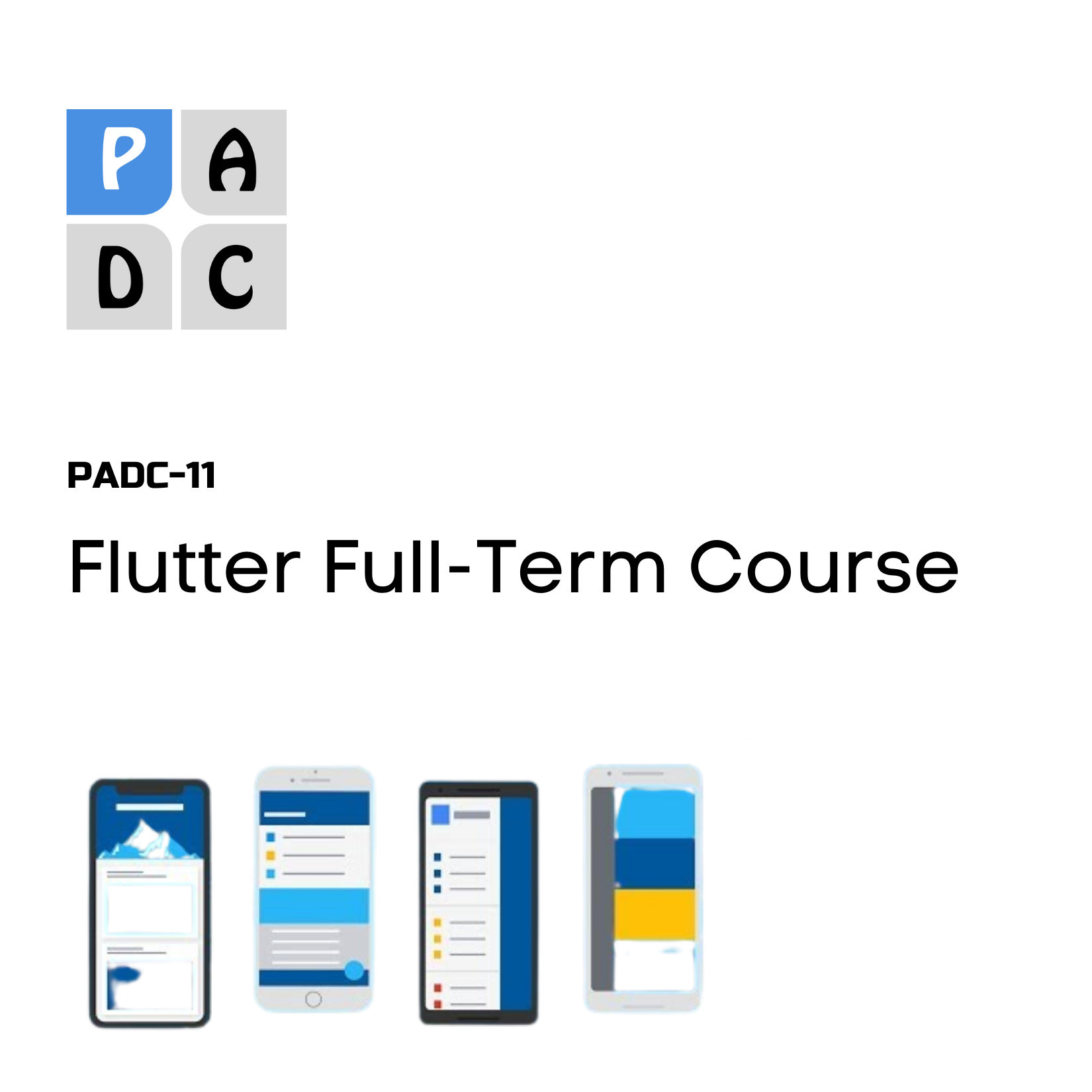 PADC-11 Flutter FTC