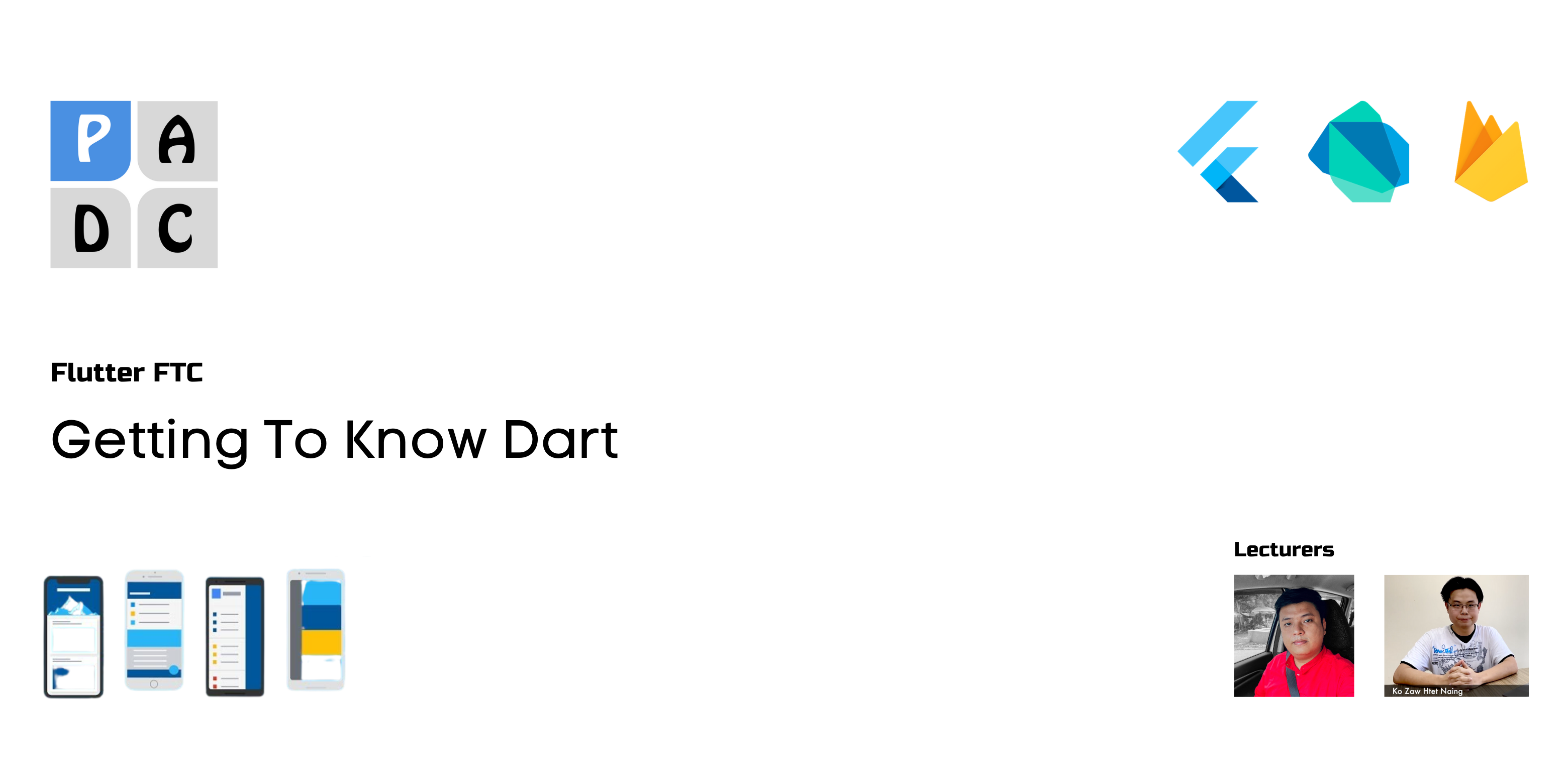 Getting To Know Dart