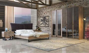Rustica Yatak Odası