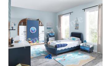 Marin Genç ve Çocuk Odası