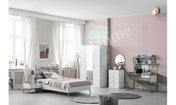 Marble (Beyaz) Genç ve Çocuk Odası