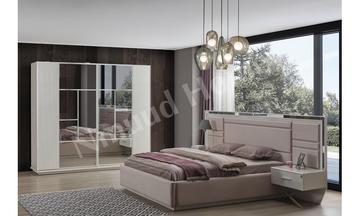 İstanbul (Beyaz) Yatak Odası