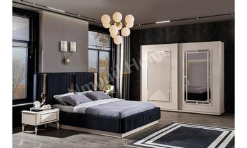 Safir Gold Sürgülü Yatak Odası