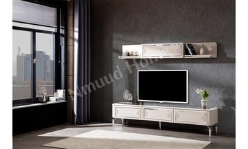 Safir Gümüş Tv Ünitesi