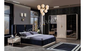 Safir Gold Kapaklı Yatak Odası