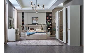 Crea Kapaklı Yatak Odası