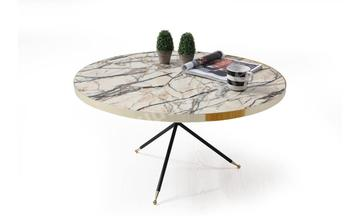 Marble Orta Sehpa