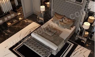 Gloria Luxury Modern Yatak Odası
