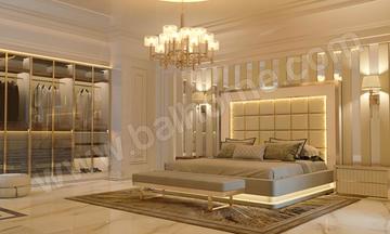 Gold Modern Yatak Odası