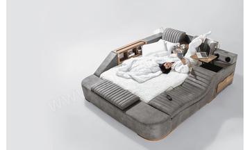 Design Masajlı Modern Yatak Odası