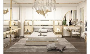 Karabağ Modern Yatak Odası