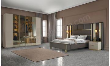 Endülüs Modern Yatak Odası