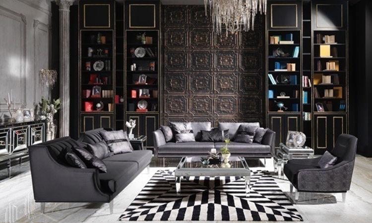 Versace&Guess KOLTUK TAKIMI OUTLET