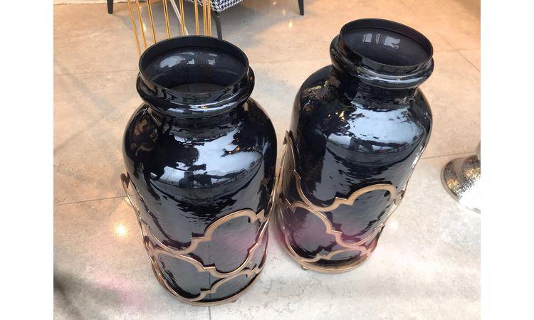 Vazo çerçeveli
