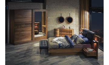 Lecco Modern Yatak Odası Takımı