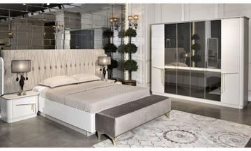 Safir Luxury Yatak Odası Takımı