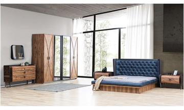 Curve Modern Yatak Odası Takımı