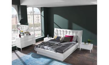 Berrak Yatak Odası yerli Ceviz K. Modern Yatak Odası Takımı