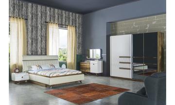 Sanse Modern Yatak Odası Takımı