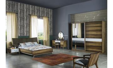 Fabio Modern Yatak Odası Takımı