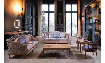 Monet Luxury Koltuk Takımı