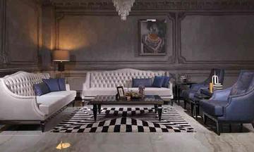 BUGATTİ Luxury Koltuk Takımı